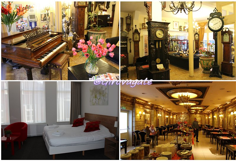 haarlem ambassador city centre hotel