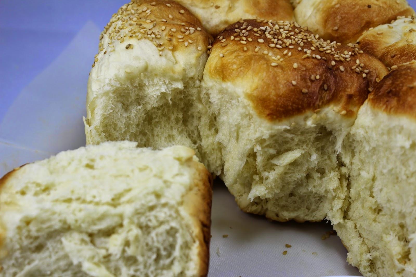 Pan de hamburguesas olla GM Ana Sevilla