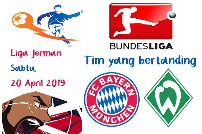 Liga Jerman 20 April 2019