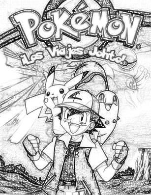 ≫【 Los Viajes Johto 】 Información de la Temporada 3 de Pokémon
