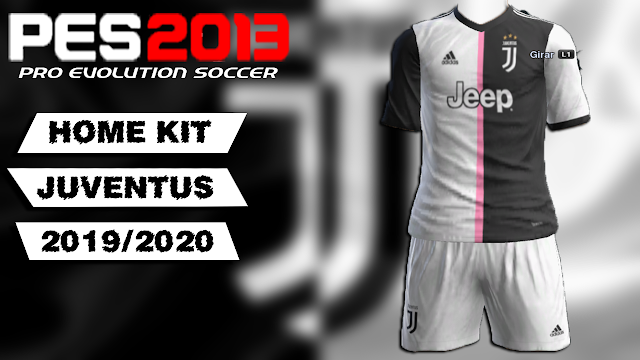 buy popular 36ae4 c7c41 ultigamerz: PES 2013 Juventus Leaked Home Kit 2019-20