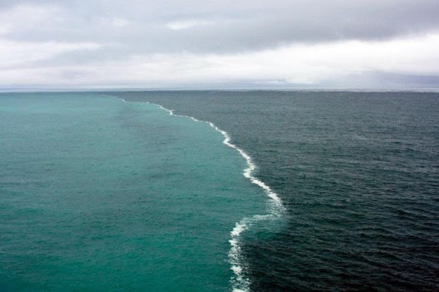 Difference b/w Seas and Oceans