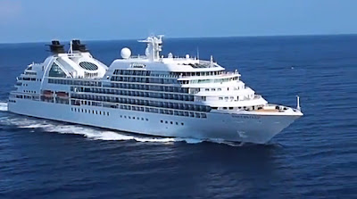 Cruise Ship or Cruise Liner - Seabourn Quest