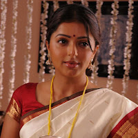 Bhumika chawla first night saree