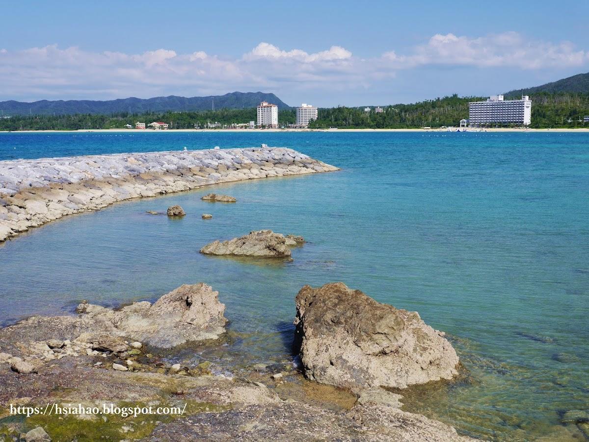 沖繩-推薦-景點-部瀨名海中公園-ブセナ海中公園-海灘-beach-自由行-旅遊-Okinawa-busena-park