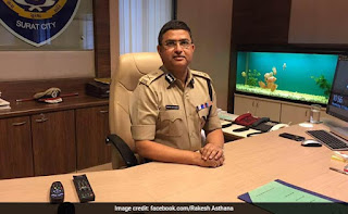 Spotlight : Rakesh Asthana appointed CBI Special Director