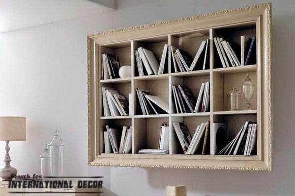 original shelves, racks and shelves, bookshelves, wall mounted shelves
