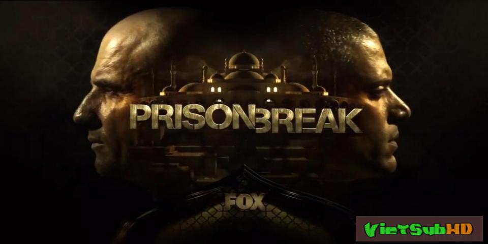 Phim Vượt Ngục (phần 5) Hoàn Tất (09/09) VietSub HD | Prison Break: Sequel 2017