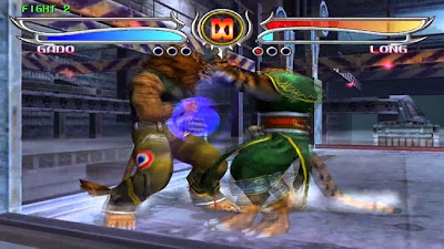 Bloody Roar 4 PS2 Gameplay