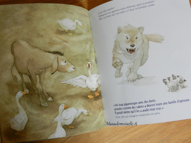 || Mais pourquoi les loups sont-ils si méchants ? (Présentation & Avis)(Chut, les enfants lisent #36)