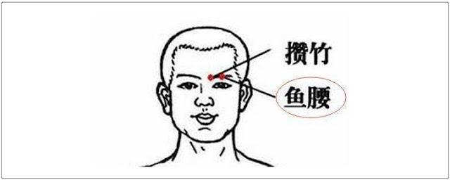 5個穴位治療近視、青光眼,每天按摩一下~(保護眼睛)