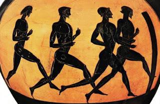 Los juegos olimpicos en la antigua Grecia
