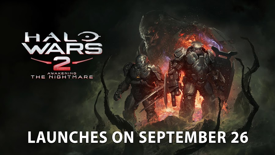halo wars 2 awakening the nightmare release