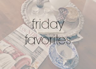 Friday Favorites, Friday Features & Photos on Instagram