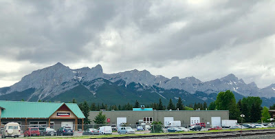 Rocky Mountains, Canmore, Alberta