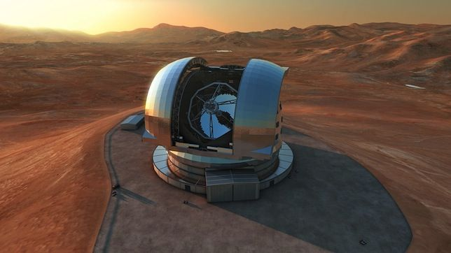 5 teleskop baru yang dirancang dengan teknologi paling mutakhir
