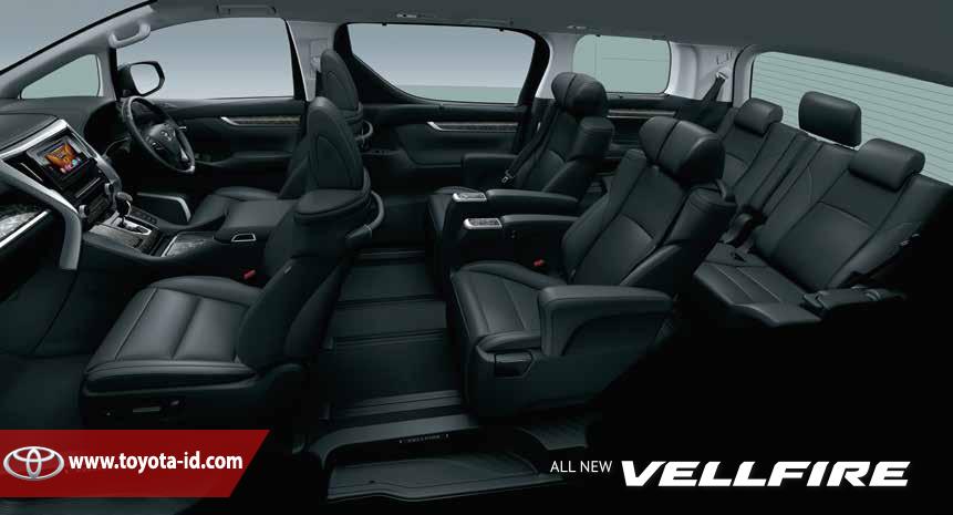 Harga Mobil All New Vellfire Gambar Grand Avanza Veloz Spesifikasi Toyota Astra Indonesia Tipe Tertinggi Dari Produk Utamanya Untuk Mpv Seperti Pada Innova Q Ornamen Kayu Warna Silver Terdapat Bagian Dasbor Juga