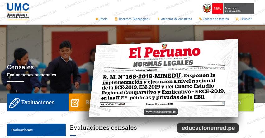 ECE 2019: Estas son las fechas para la Evaluación Censal de Estudiantes del Ministerio de Educación - MINEDU