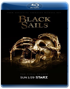 Black Sails 4ª Temporada (2017) HDTV 720p / 1080p Legendado Torrent Download
