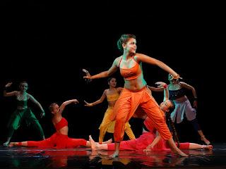 Festival de Dança de Santa Maria - Balé de Cores