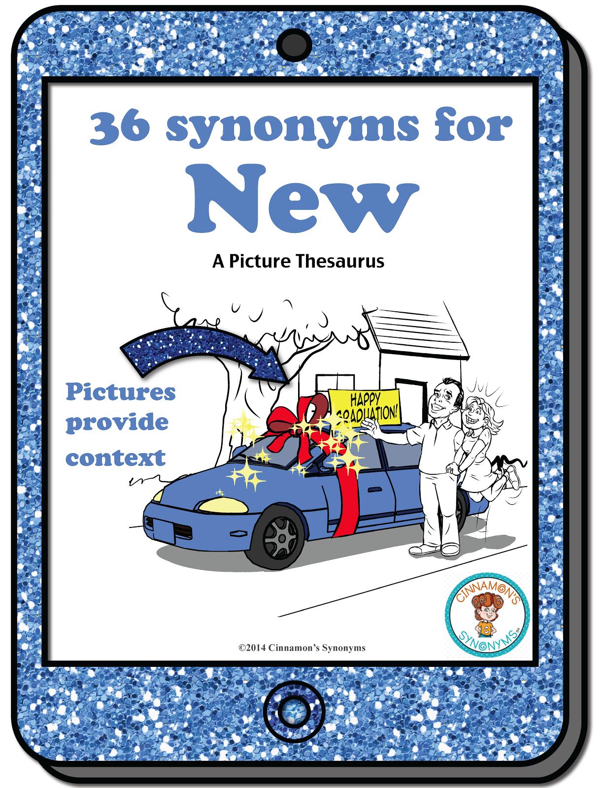 Cinnamon S Synonyms Technology Thursday Qr Code Basics