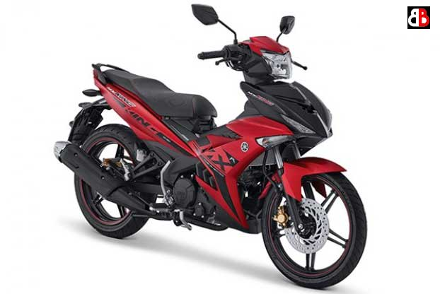 Model terbaru Yamaha MX King 2016