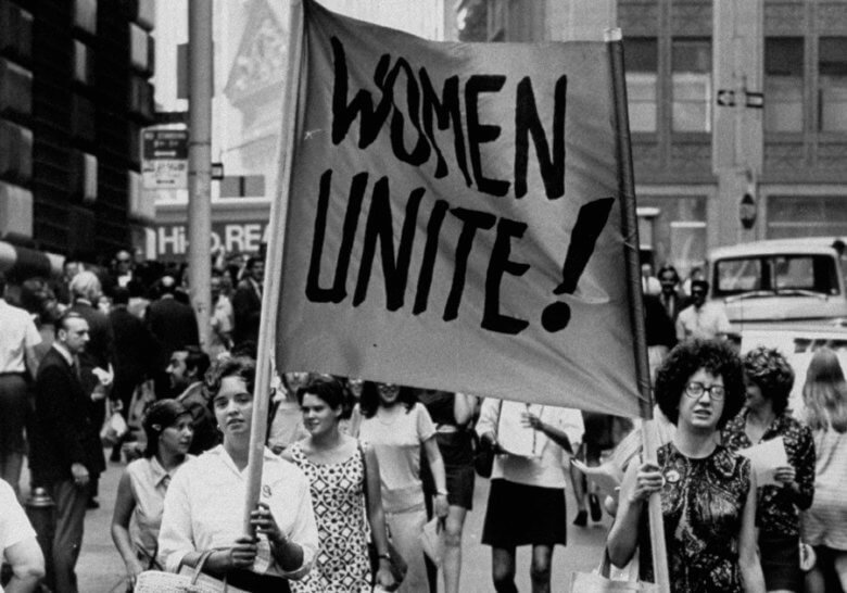 Women S Fashion In Second Wave Of Feminism