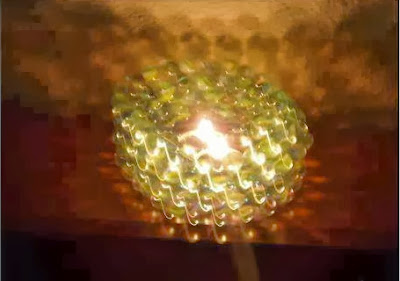 DIY Lampu Dari Guli