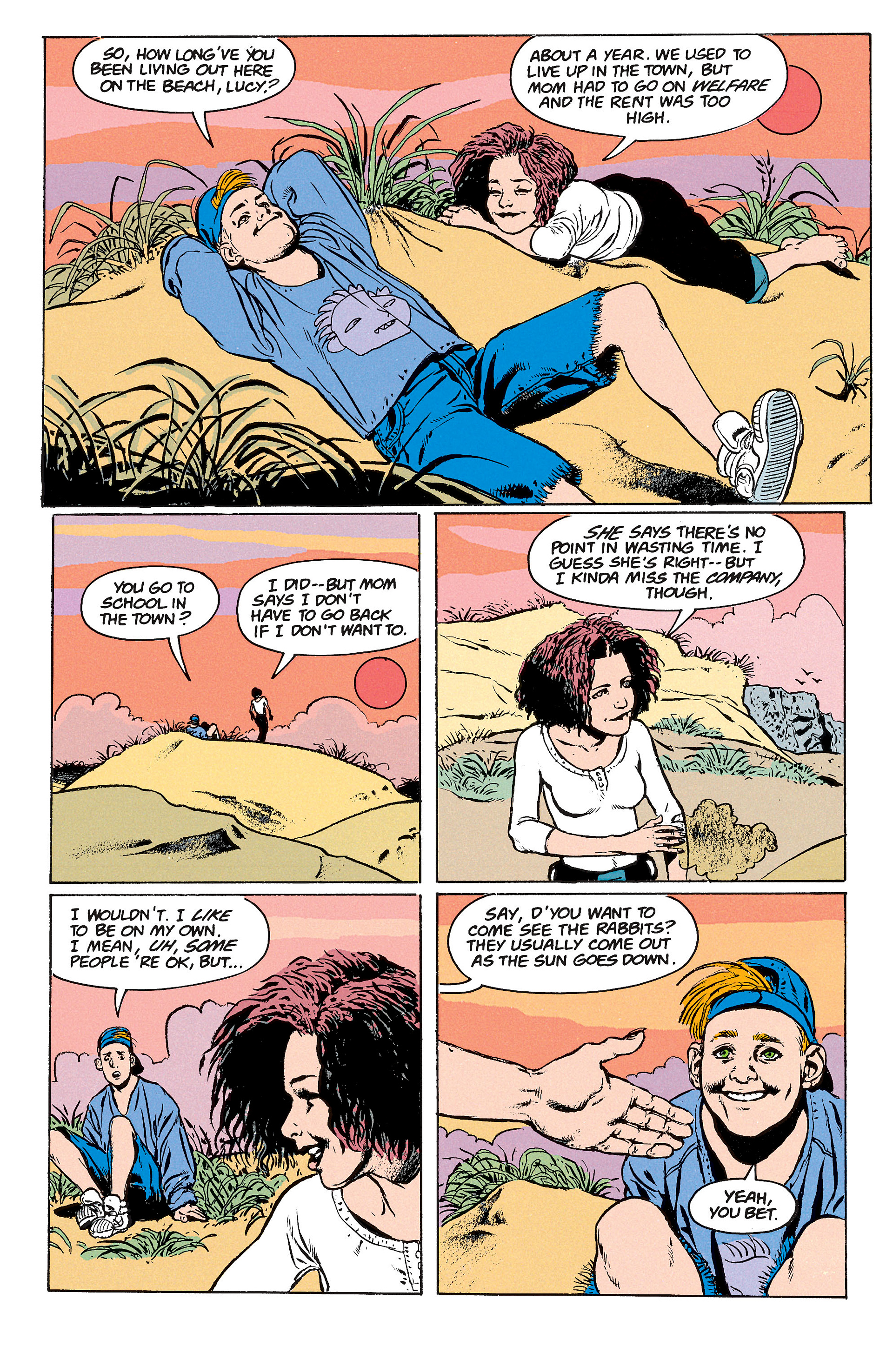 Read online Animal Man (1988) comic -  Issue #62 - 6