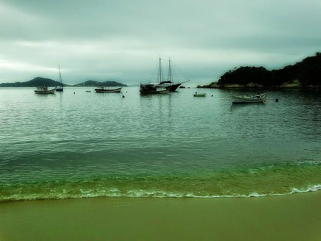 Baía dos Golfinhos, Governador Celso Ramos