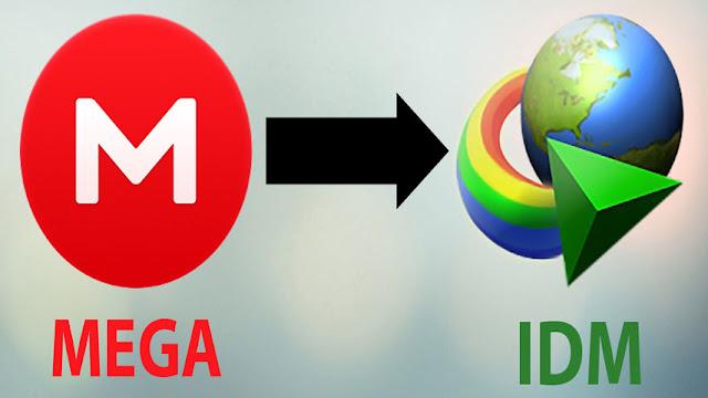 كيفية التحميل من موقع MEGA بواسطة برنامج IDM أو برنامج آخر للتحميل