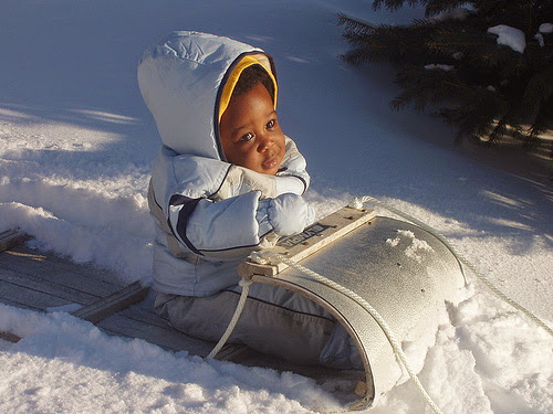 Image: A Cold Winter Day, by U.S. Army (familymwr), on Flickr
