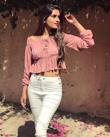 Bhavdeep Kaur Beautiful Cute Indian Blogger Fashion Model Stunning Pics ~  Unseen Exclusive Series 008.jpg
