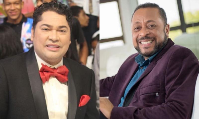 El Pachá y Michael Miguel