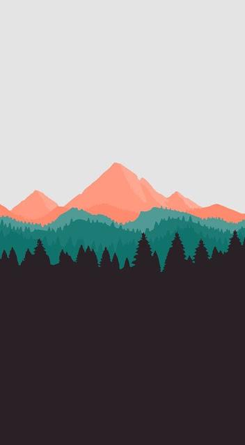 minimalism phone wallpaper
