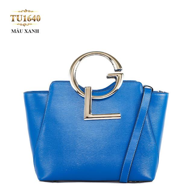 Túi xách đeo GL dáng hộp chữ nhật cao cấp được thiết kế thanh lịch, nữ tính và sang trọng