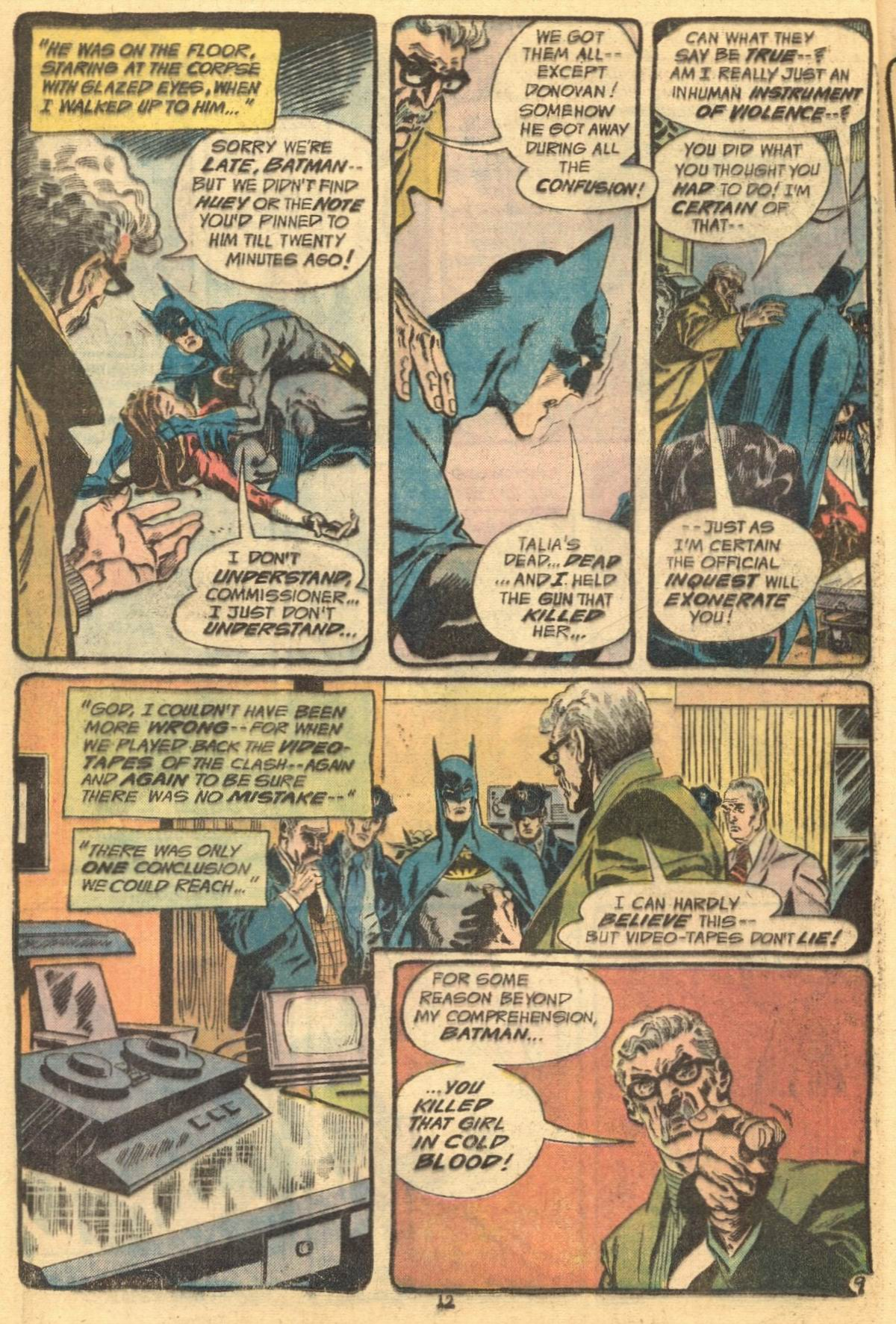 Detective Comics (1937) 444 Page 11