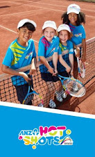 HOT SHOTS: Tennis for kids aged 3 - 10 y.o
