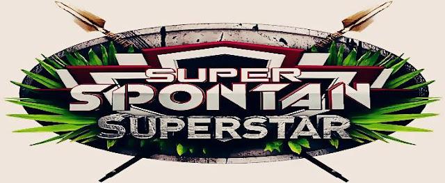 PUSINGAN AKHIR SUPER SPONTAN SUPERSTAR 2016 MENYAKSIKAN 6 SELEBRITI MEREBUT GELARAN JUARA