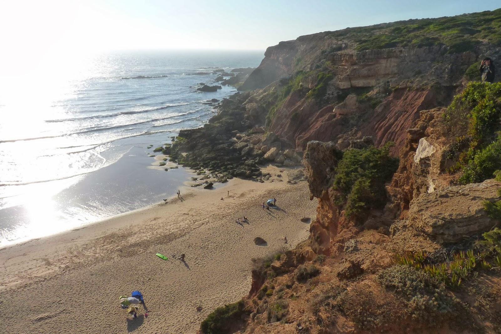 Playa de Telheiro.