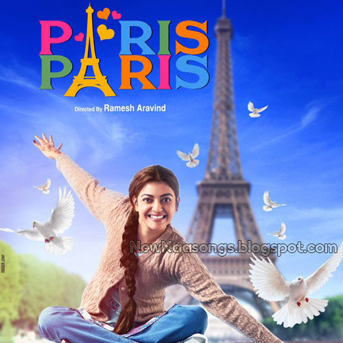Paris Paris (2018) Telugu Movie Audio CD Front Covers, Posters, Pictures, Pics, Images, Photos, Wallpapers
