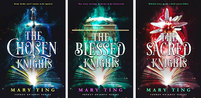 Secret Knights series by Mary Ting on Amazon