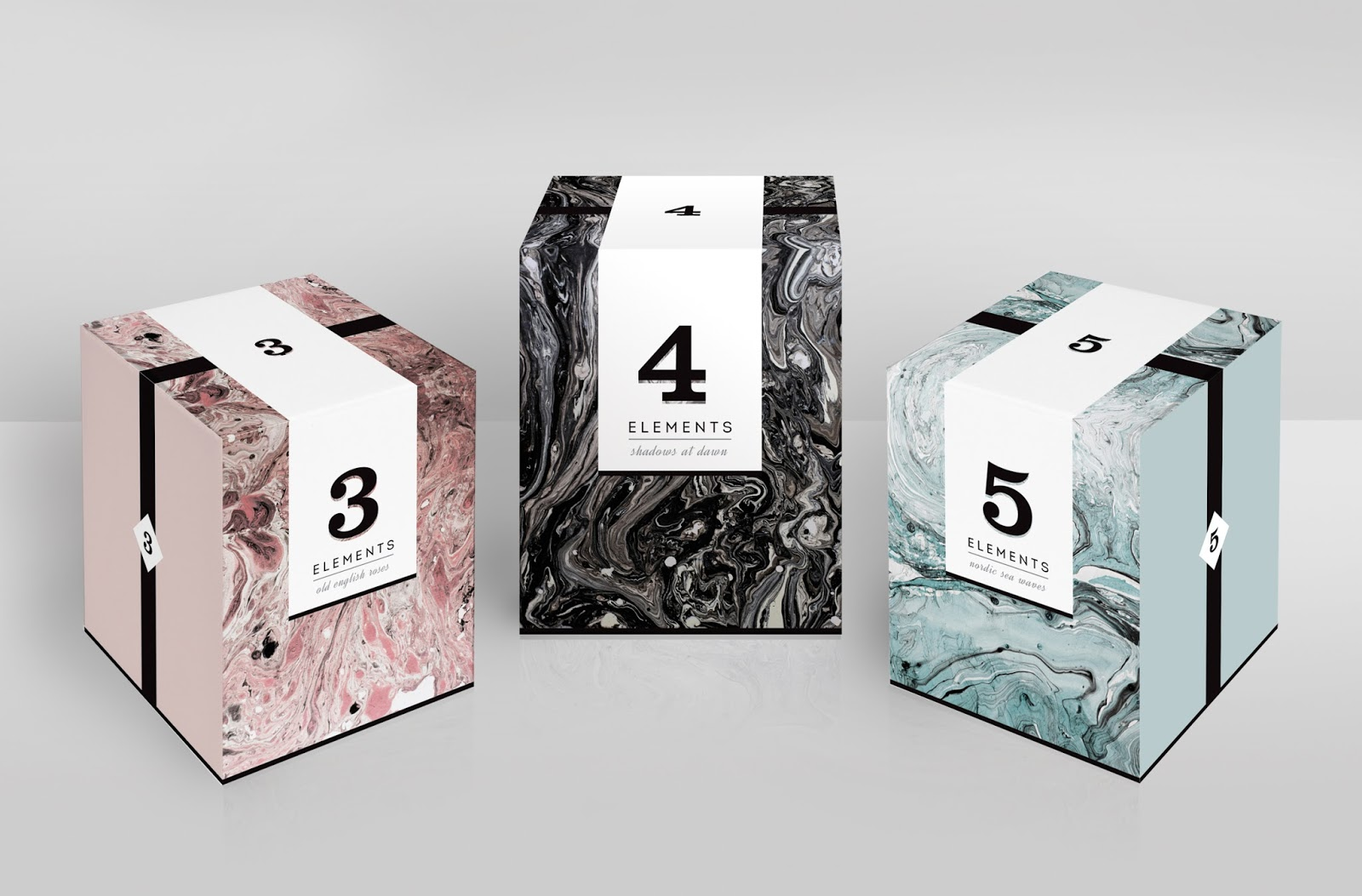 Valentine Design Ideas Elements Candle Packaging Concept On Packaging Of The