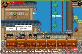 ninja school 137 auto click android