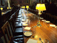 Sala Mensa Christ Church College Oxford Harry Potter