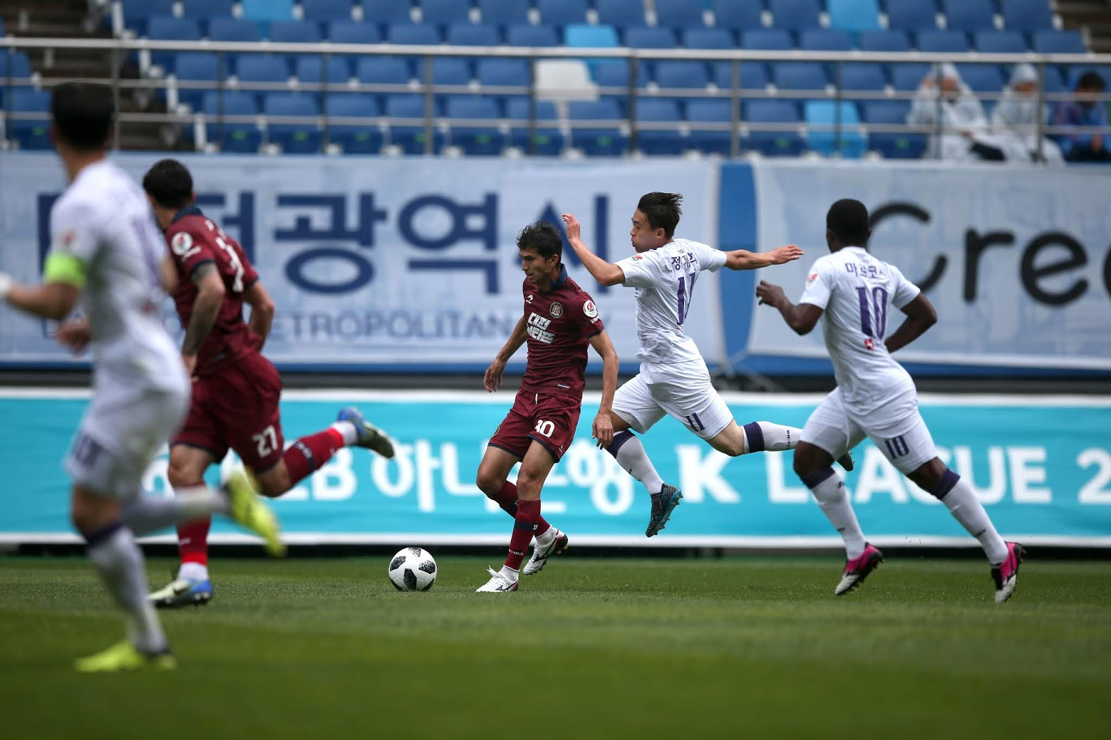 Preview: Daejeon Citizen vs FC Anyang K League 2 Shohruh Gadoev