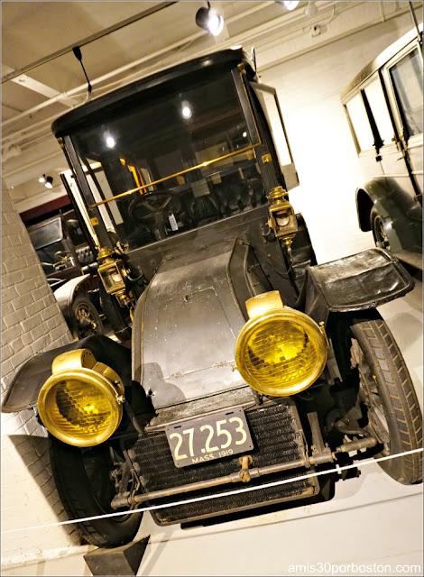 The Anderson Motorcars: 1906 Charron- Girodot et Voight