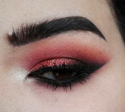 Tutoriel Maquillage rouge
