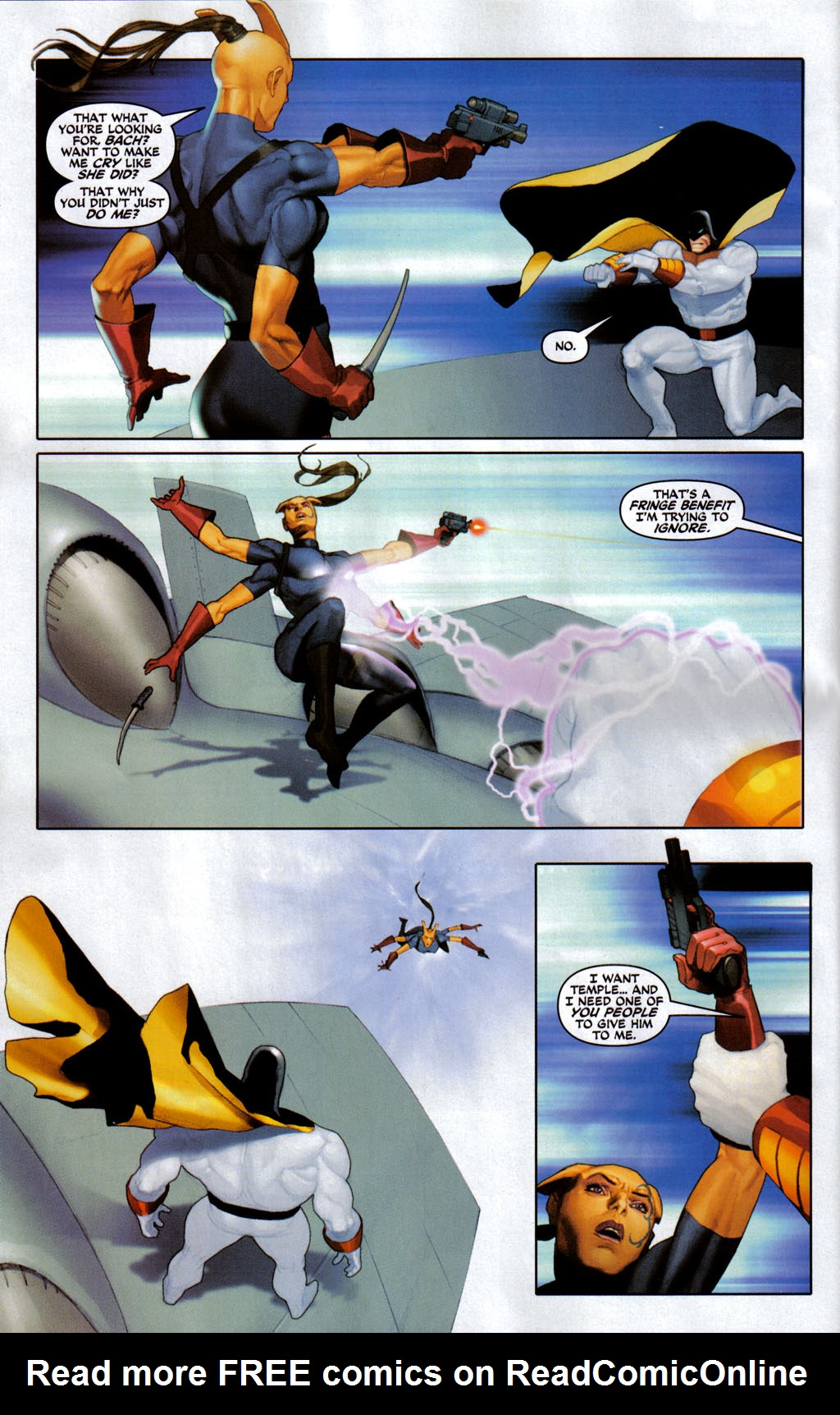 Read online Space Ghost (2005) comic -  Issue #3 - 11