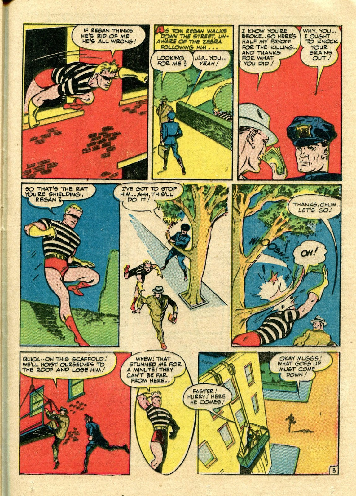 Green Hornet Comics issue 11 - Page 30